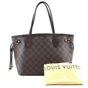 Louis Vuitton Neverfull New Model Nm Pm Tote